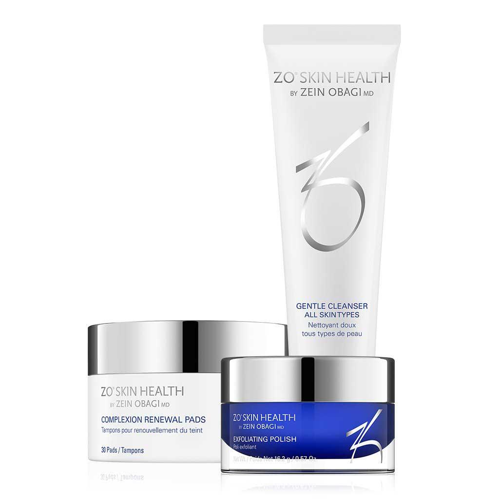 Getting Skin Ready Program