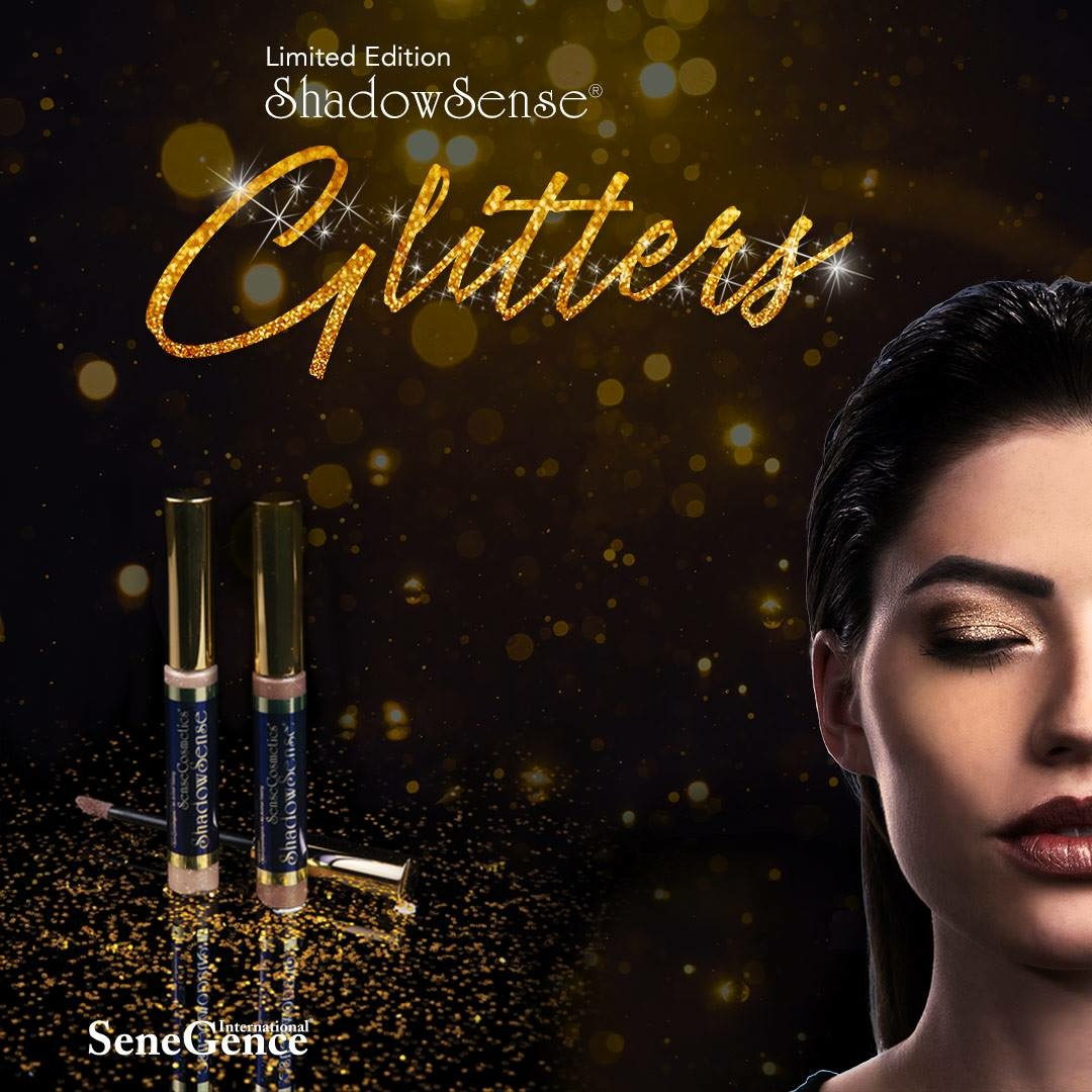 ShadowSense Glitters Collection
