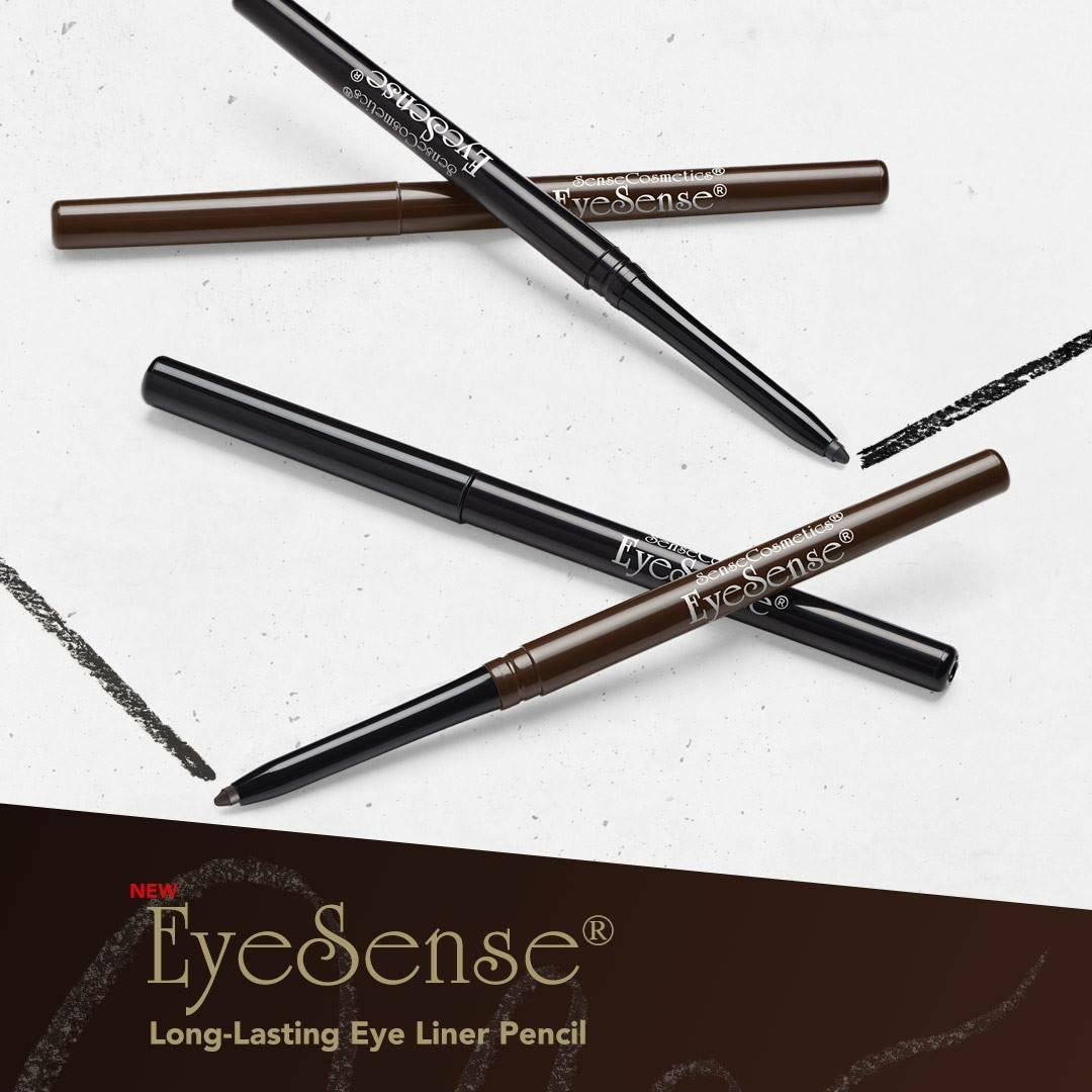 EyeSense Black Brown Liner Pencil